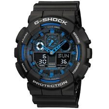Casio G-Shock GA-100-1A2 Standard Analog Digital Men's Watch