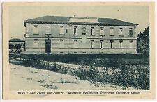 San Felice sul Panaro - Ospedale Padiglione Domenico Colonello Cocchi
