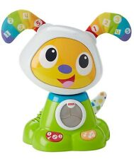 Baby Toy Dance Move Beat Bow Wow Dog Fisher Price Puppy Musical Green Gift