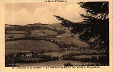 CPA Environs de La Rochette - Le Bourget-en-Huile - Vue generale (252222)