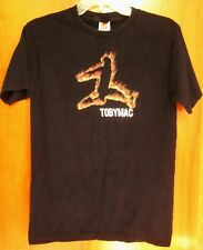 TOBY MAC rap small T shirt Christian tee Catchafire 2004 Whoopsi-Daisy DC TALK