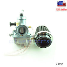 Carb Carburetor w/ Air Filter For Yamaha TTR 125 TTR125 2000-2003 US Seller!!!