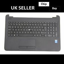 HP 15-AC / 15-AF SERIES PALMREST TOUCHPAD KEYBOARD TOP CHASSIS COVER AP1EM000A00