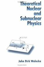 Theoretical Nuclear and Subnuclear Physics (Oxford Studies in Nuclear Physics)