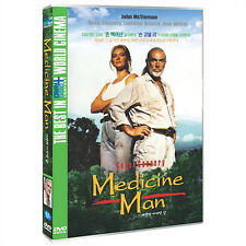 Medicine Man (1992) John McTiernan, Sean Connery / DVD, NEW