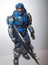 Halo Reach Series 2 **CARTER** Action McFarlane Figure 100% Complete w/ Weapon