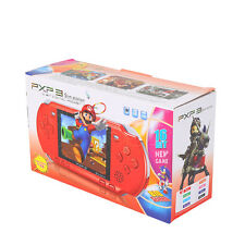 PXP 3 Game Console Handheld 16 Bit Video Game 150 Games For Kids Children Gift