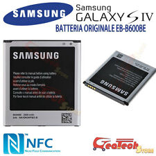 BATTERIA ORIGINALE SAMSUNG EB-B600BE LITIO 2600 mAh NFC PER GALAXY S4 I9515 BULK