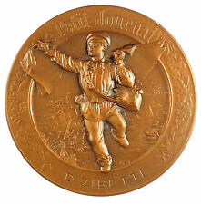 France LE PETIT JOURNAL AWARD MEDAL. By Alphonse Desaide