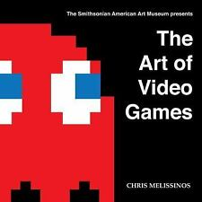 The Art of Video Games: From Pac-Man to Mass Effect, Patrick O'Rourke, Chris Mel