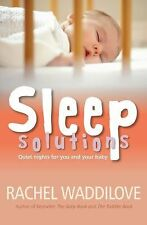 Sleep Solutions: Quiet Nights for You and Your Child From Birth to Fiv-ExLibrary
