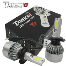 110W H7 CREE Phare LED Ampoule Light Headlight Kit 6000K Voiture Feux Auto Lampe