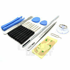 New 18 Pcs Repair Tool Kit For Apple iPhone iPad iPod PSP NDS HTC Mobile Phones