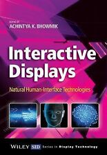 Wiley Series in Display Technology: Interactive Displays : Natural...