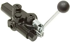 Prince Manufacturing Monoblock Hydraulic Valve RD-2575-T4-ESA1 Double Acting NEW