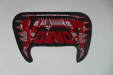 Voivod Voi vod logo music patch Vintage IRON ONS