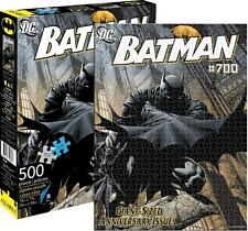 AQUARIUS JIGSAW PUZZLE DC COMICS BATMAN #700 500 PCS #62110