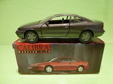 GAMA 2123 OPEL CALIBRA  - DARK GREY 1:24 - EXCELLENT IN BOX