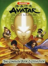 Avatar: The Last Airbender - The Complete Book 2 Col (2007, DVD NIEUW)5 DISC SET