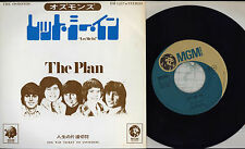 """OSMONDS-Let Me In/One Way Ticket To Anywhere Japan 7""""single"""