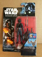 "Star wars rogue one-imperial ground crew - 3.75"" action figure-combat gear"