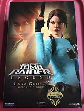 2008 Sideshow Exclusive 1:6 Lara Croft TOMB RAIDER Legend Figure NRFB
