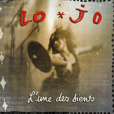 LO'JO L'une des Siens (CD 2002) 12 Songs Digipak French Pop Chanson Album