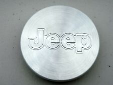 JEEP WRANGLER LIBERTY GRAND CHEROKEE 2001 - 2008 WHEEL CENTER CAP HUB POLISHED