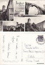 # MONTALTO DI CASTRO: PONTE DELL'ABBADIA - VARIE VEDUTE   1960