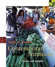 Contemporary Nutrition: Issues and Insights with Food Wise CD-ROM