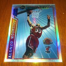 96/97 Topps Mystery Finest Superteams Refractor ALONZO MOURNING Heat #M10