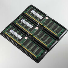 NEW 1.5GB 3x512MB PC133 512MB 168PIN 133MHZ Desktop Low-Density SDRAM memory