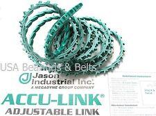 """ACCU-Link  (Size 3L) 3/8"""" X 3' Adjustable V belt"""