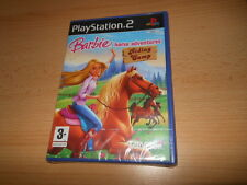 Barbie Horse Adventures Riding Camp , Brand New  Sony Factory Sealed