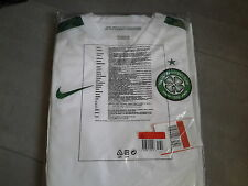 Spieler Trikot Celtic Glasgow Away ohne Werbung St. Pauli Nike neu player issue
