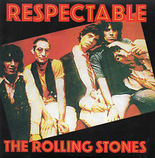 ★☆★ CD Single The ROLLING STONES Respectable 2-track CARDSLEEVE  NEUF - NEW  ★☆★