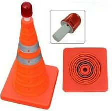 ArcMate Collapsible Traffic Cone with LED Top Light