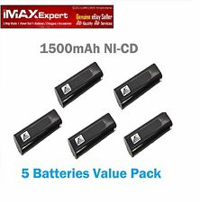 5 PACK 6V Rechargeable Battery for PASLODE Impulse 404717 900400 900420 902000