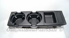 BMW Genuine Front Center Console Drink / Cup Holder with Coin BOX E46 3 Series