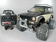 Tamiya R/C 1/10 Toyota Hilux Pick Up High Lift RTR + ESC+ Upgrade Parts