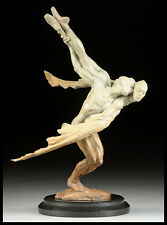 RICHARD MACDONALD Rare BRONZE SCULPTURE Large Signed DOVES 1/3 LIFE Art OFFERS
