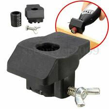 Rotary Multi Tool Sanding Grinding Guide Drill Bit Locator For Woodworking DIY