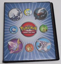 Pokemon Ultra Pro 2008 4-Pocket Page Card Binder/Folder/Album for TCG