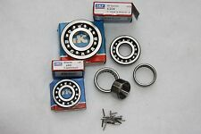 VESPA LAGER Motor PX 80 125 150 200 PX200 Cosa T5 Lusso Lagersatz m. Nadellager