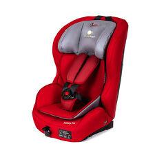 Enfants Siège de voiture ISOFIX Rouge 9-36 kg Groupe 1 2 3 Kinderkraft Safetyfix
