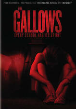 The Gallows (DVD, 2015) NEW