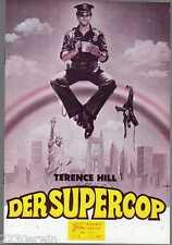 DER SUPERCOP / NFK 273 Wien / Terence Hill, Ernest Borgnine, Joanne Dru