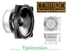 "Missione HiFi Woofer 4910140328/01 4,5"" 25w 8 Ohm HIGH QUALITY new item"