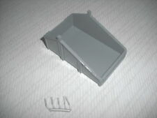 Promod Collectors Model Farm Implement Tool Carrier Box (MF Grey)