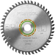 Festool Fine tooth saw blade 225x2,6x30 w48 488289